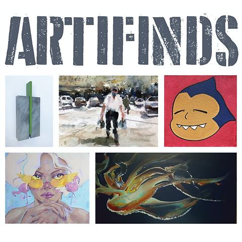 Artifinds Exhibition