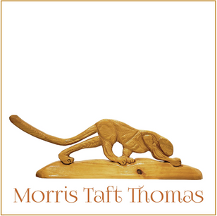 the art of morris taft thomas: a tribute tof black history month