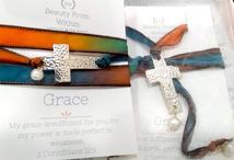 'Grace' Necklace-Bracelet Set