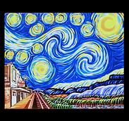 A Starry Night in Ruston