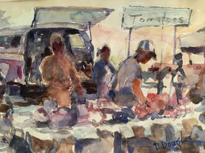 First Farmers Market