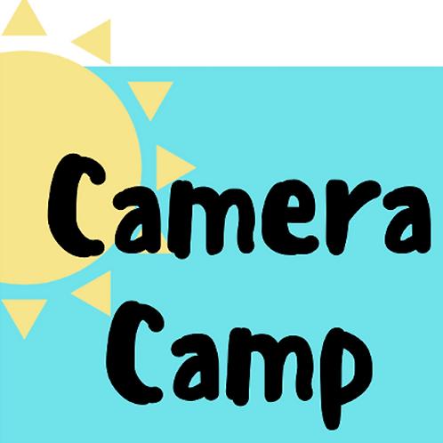 Camera Camp 2 - July/Aug 2021