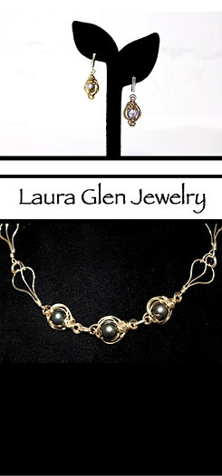 Laura Glen Jewelry Collection