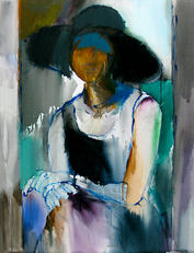 Lady In Black #7