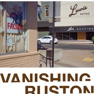 vanishing ruston: photography by peter jones
