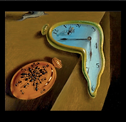 Persistence of Time by Salvatore Dali