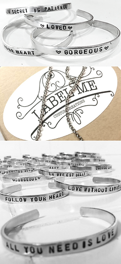 Label Me Jewelry by Autumn Moon