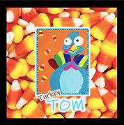 Turkey Tom is #2 Animal Series