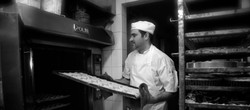 Pino Locantro Baking at Locantro