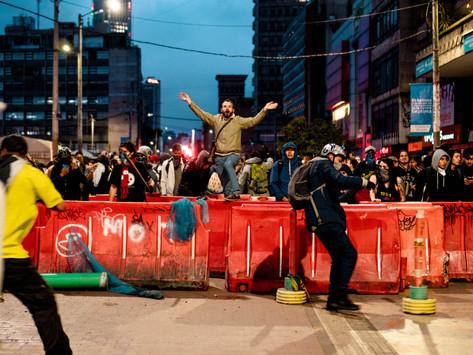 """""""Vándalo"""": el mito de los universitarios en la protesta"""