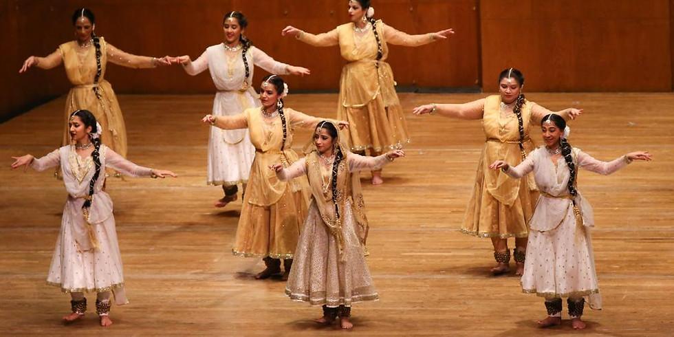 Curtain Raiser for Nritya Dhaara