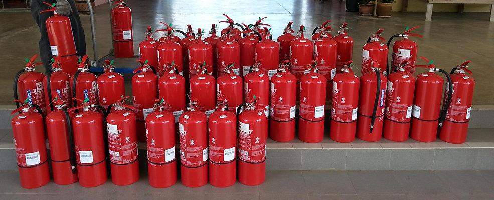 Fire Extinguisher Servicing   PROSHEILD