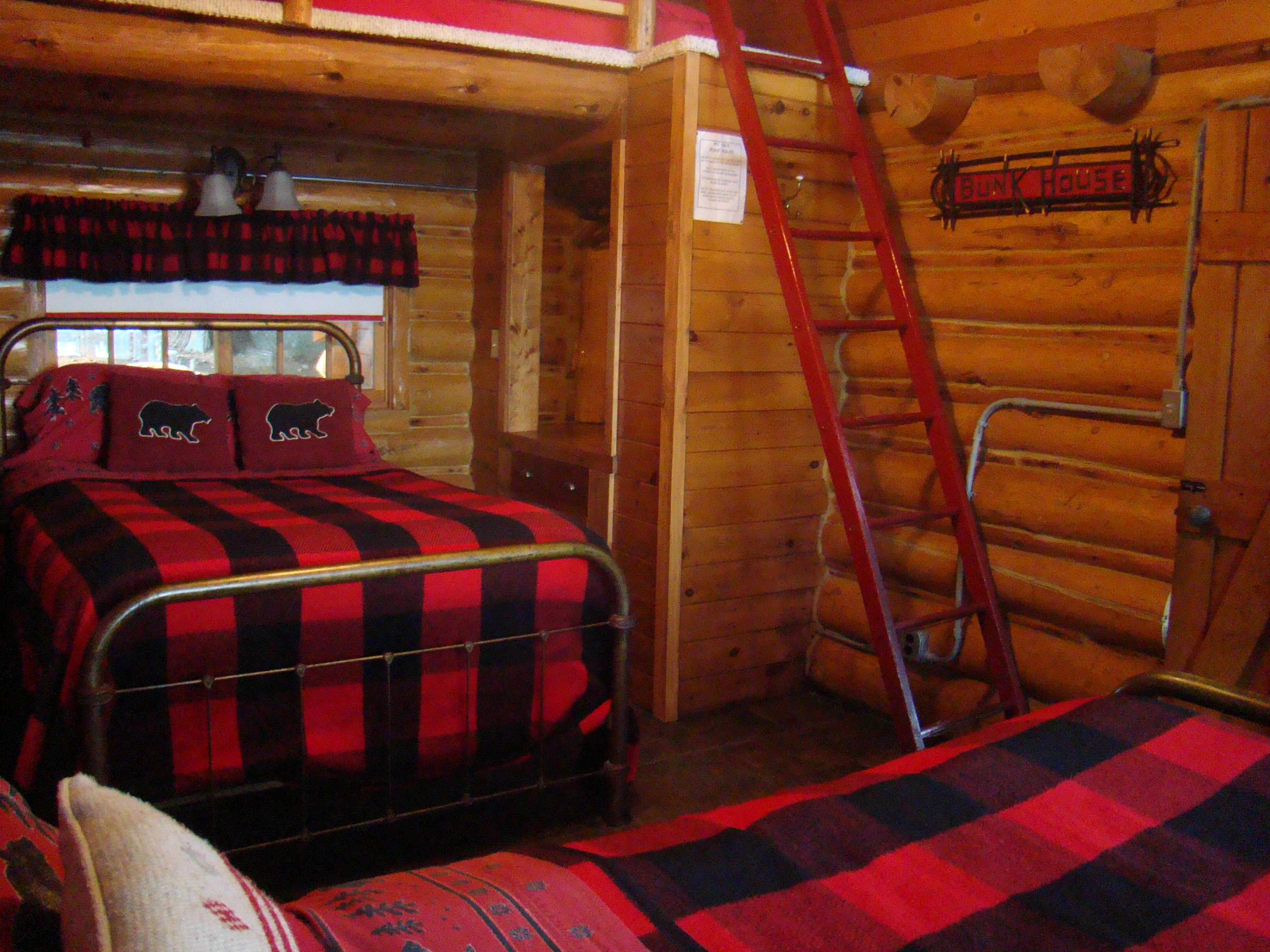 Another Pic of Bunkroom