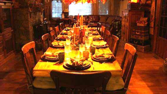 Fall Festival Dinner