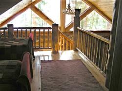Yukon Jack Loft Bedroom