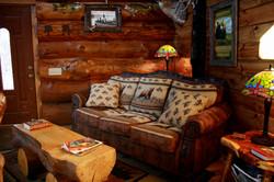 Yukon Jack Living Room Area