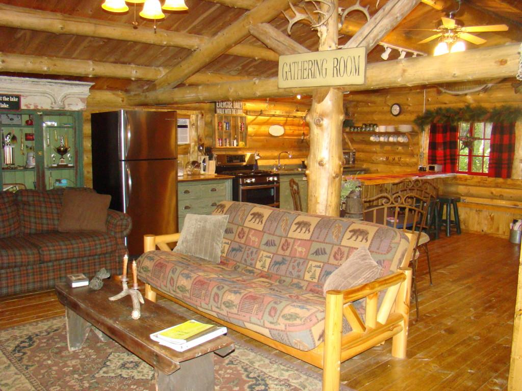 Anglers Living Room Area