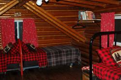 Bedroom #1 (Sleeps 4)