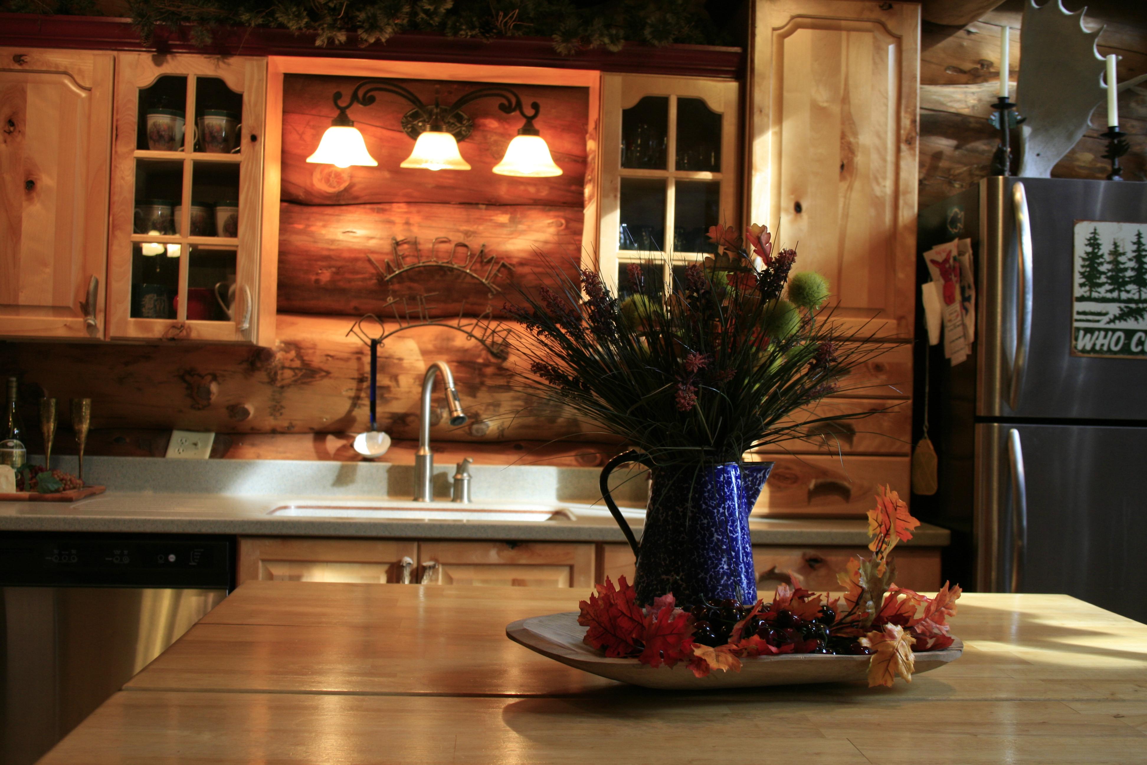 Yukon Jack Kitchen