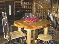 Yukon Jack Dinning Table