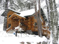 Yukon Jack in the Winter