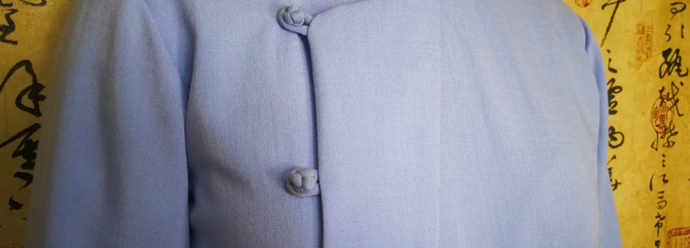 Minimal Knotted Button Design