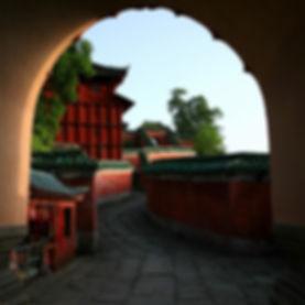 Enter Wudang