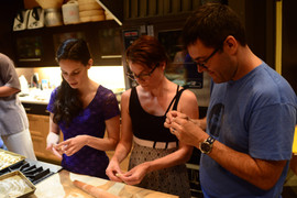 Quebec Cooking Seminar
