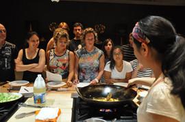 Explaining cooking fundamentals