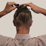 Step Six: Ribbon (wrap part 2)