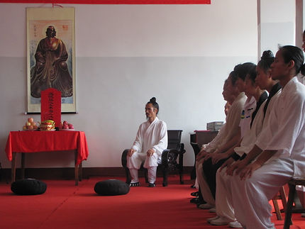 Disciple Ceremony