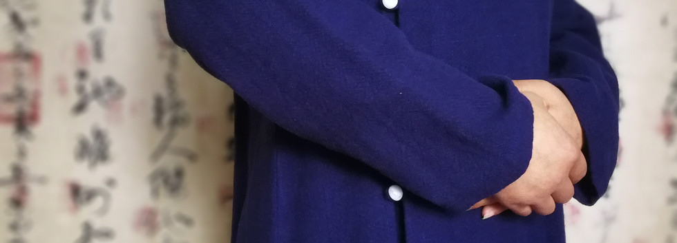Long Slanted Jacket