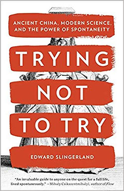 Trying Not To Try