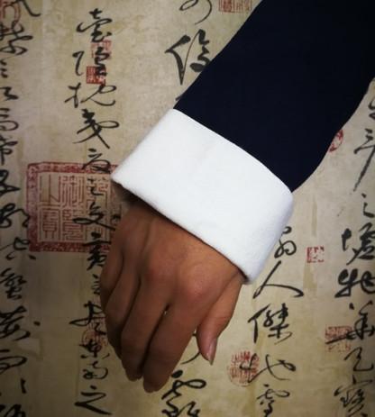Inverted Open Cuffs