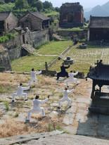 TaiJi at Five Dragon Temple