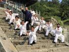 Dragon Fist at Five Dragon Temple