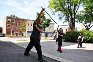 Sword Seminar in Quebec