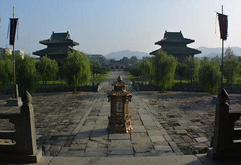 Yu Xu Temple 2012
