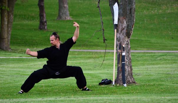 Xuan Wu Fist