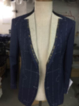 Custom Made Suit