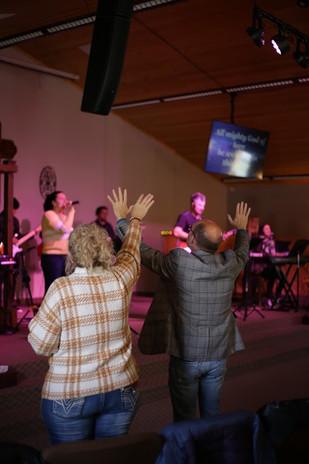 Pastors Worshipping.JPG