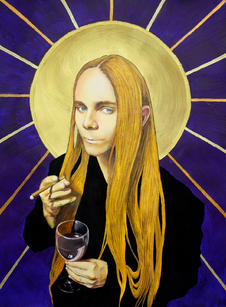 Holy Portrait
