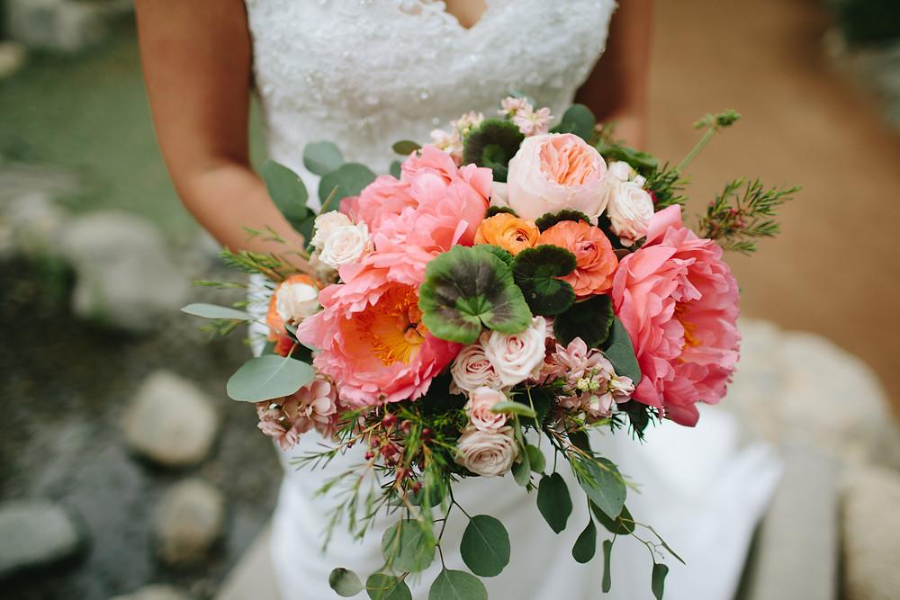 Florals: Rosebud Floral Design // Venue: Storrier Stearns, Pasadena, CA