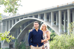 Homestyle Love- Engagement Session