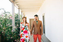Colorful California Fiesta Wedding