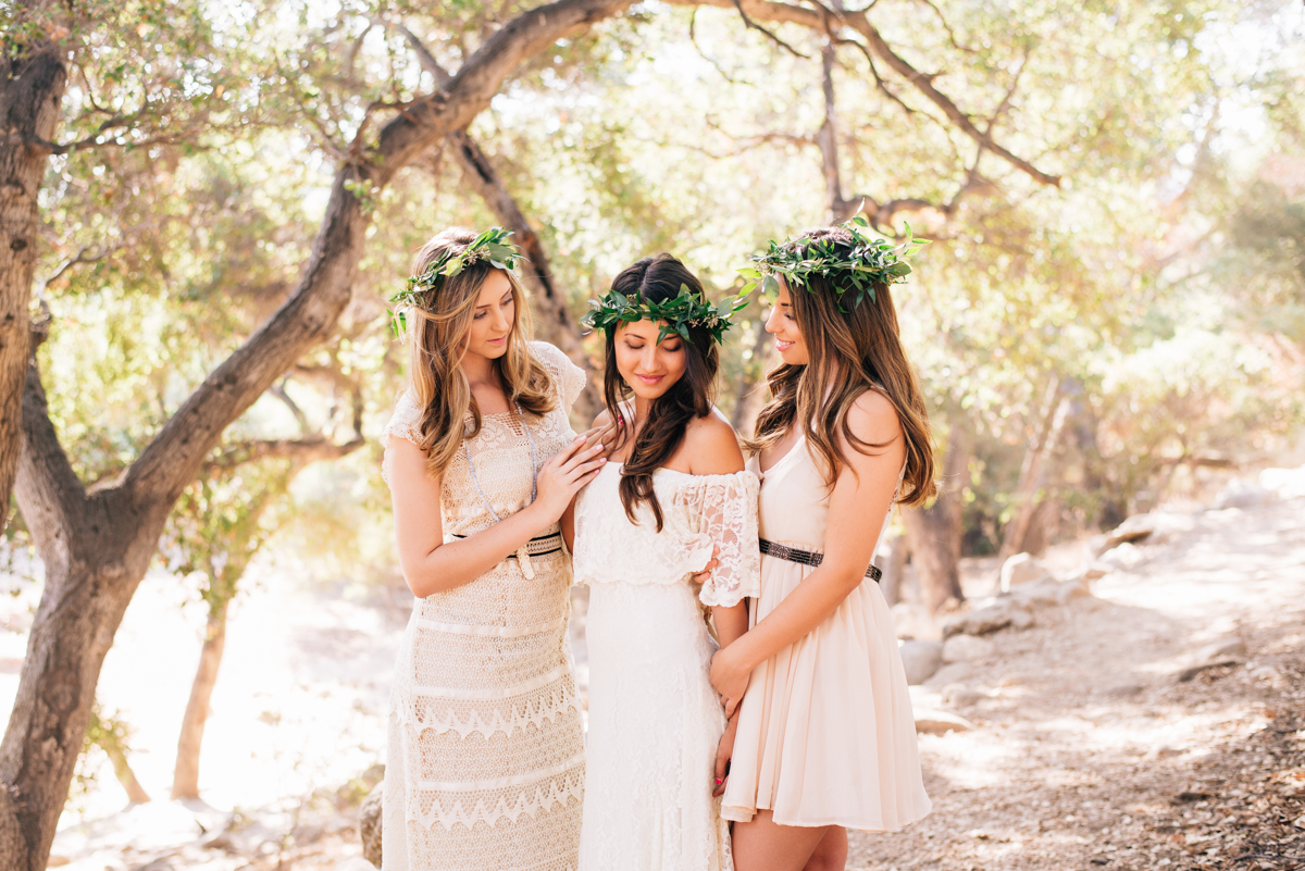 Boho Glam Wedding (Editorial)