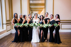 Sophisticated High Glam Wedding