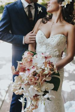 Tropical Wedding At Eden Gardens