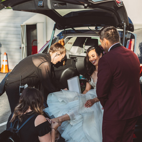Priceless Benefits of Wedding Videography
