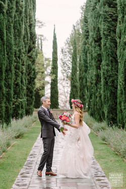 Wedding With Colors & Flavors of L.A